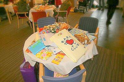 Een boel cadeau's voor Thijmen (en Meike)
