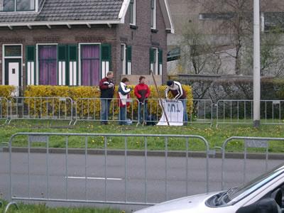 Marathon Rotterdam 2004